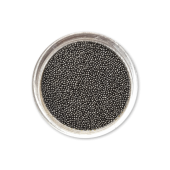 Moyra mini perličky 5g No.07 Graphite