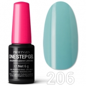 Profinails  One Step Gel LED/UV  6gr No.206