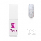 Moyra mini gél lak 5,5 ml  No. 02