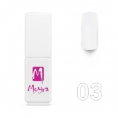 Moyra mini gél lak 5,5 ml  No. 03