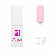Moyra mini gél lak 5,5 ml  No. 08