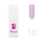 Moyra mini gél lak 5,5 ml  No. 18