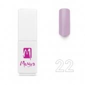 Moyra mini gél lak 5,5 ml  No. 22