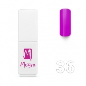 Moyra mini gél lak 5,5 ml  No. 36