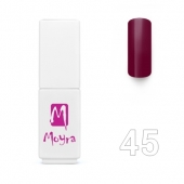 Moyra mini gél lak 5,5 ml  No. 45