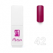Moyra mini gél lak 5,5 ml  No. 42