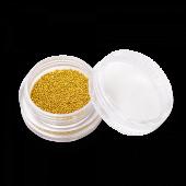 Moyra perličky - kaviar No. 02 Zlato
