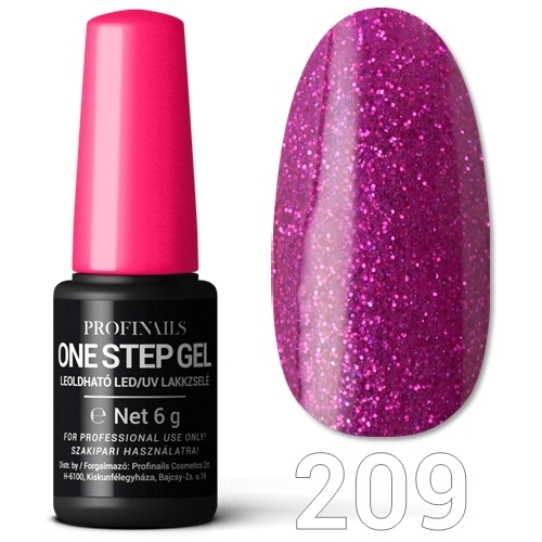 Profinails  One Step Gel LED/UV  6gr No.209