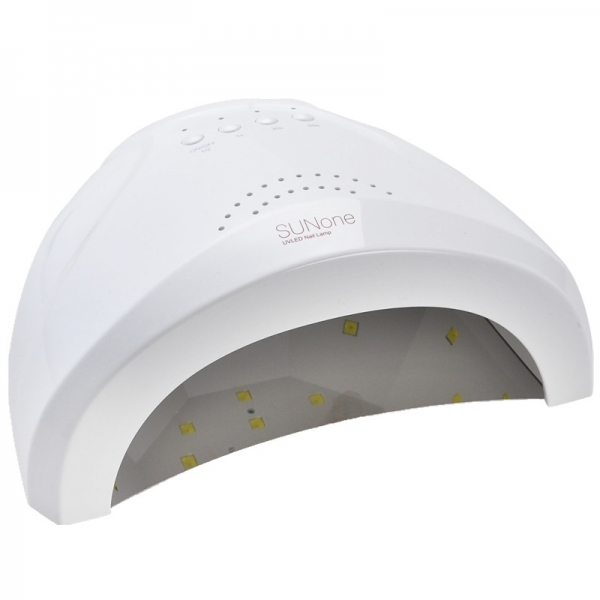 SUN Nail LED Lamp 24/48 W - White