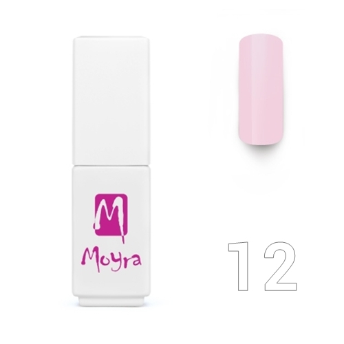 Moyra mini gél lak 5,5 ml  No. 12