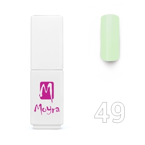 Moyra mini gél lak 5,5 ml  No. 49